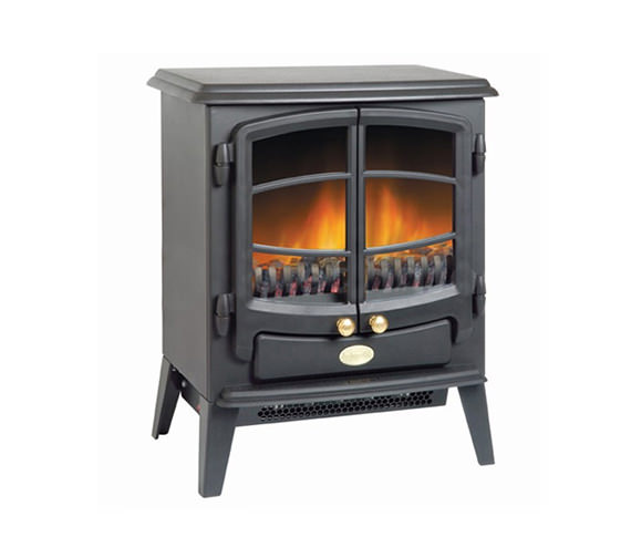 Dimplex Tango 2kW Freestanding Electric Stove - Black