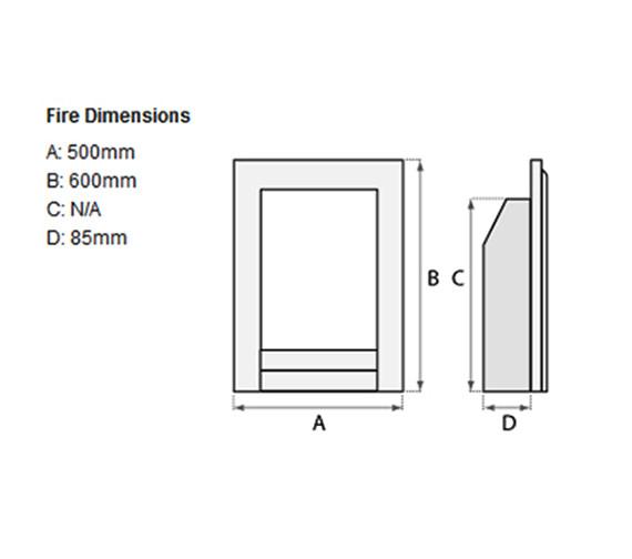 Technical drawing QS-V22282 / 59358