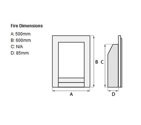 Technical drawing QS-V22285 / 59382