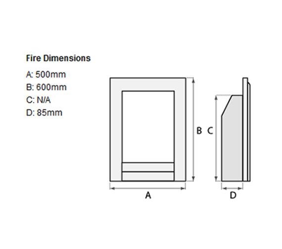 Technical drawing QS-V22290 / 59420