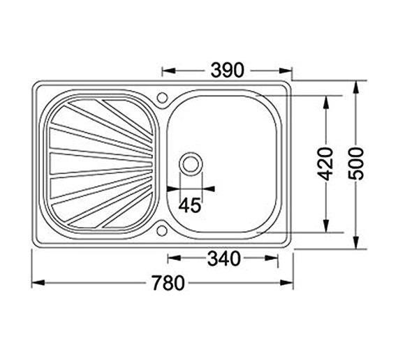 Technical drawing QS-V30024 / 1010052643 BOM