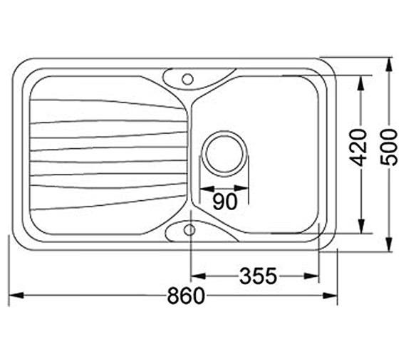 Technical drawing QS-V30036 / 1140067737