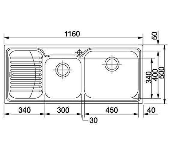 Technical drawing QS-V22332 / 101.0381.849