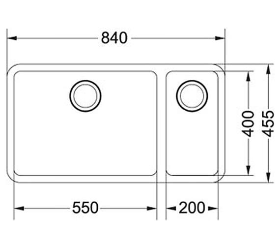 Technical drawing QS-V22353 / 1220176486