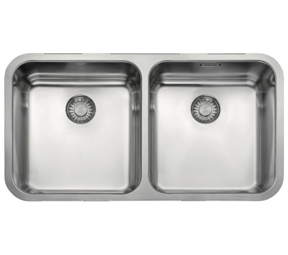 Franke Largo LAX 120 36-36 Stainless Steel 2.0 Bowl Undermount Sink ...