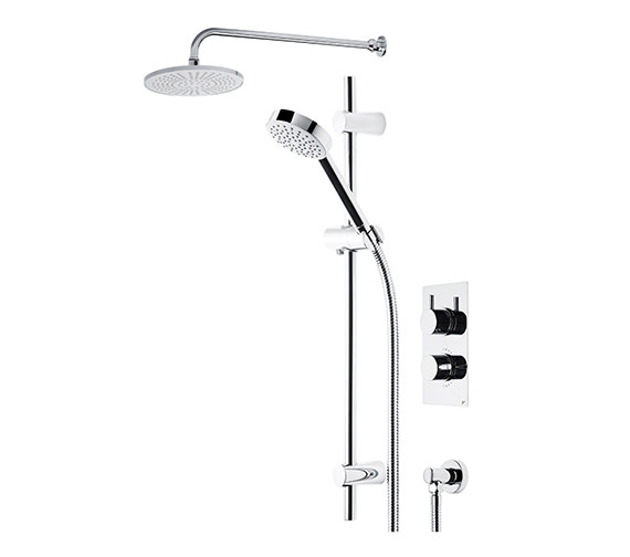 Roper Rhodes Shower System 1 Chrome - SVSET01