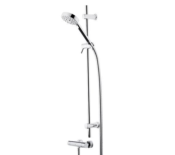 Roper Rhodes Storm Single Function Shower System With Handset