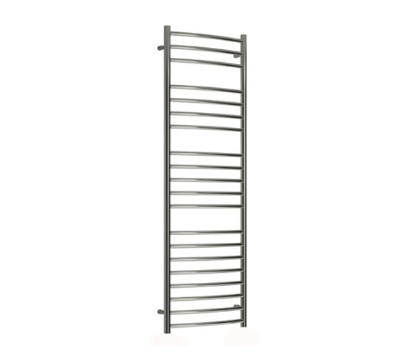 Reina Eos Curved Designer Radiator 600 x 1500mm Polished - RNS-ES6150