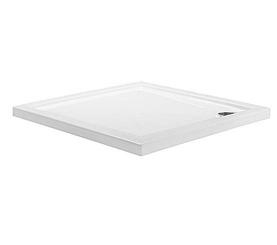 Simpsons Square Low Profile Shower Tray 800 x 800mm - ST000S800