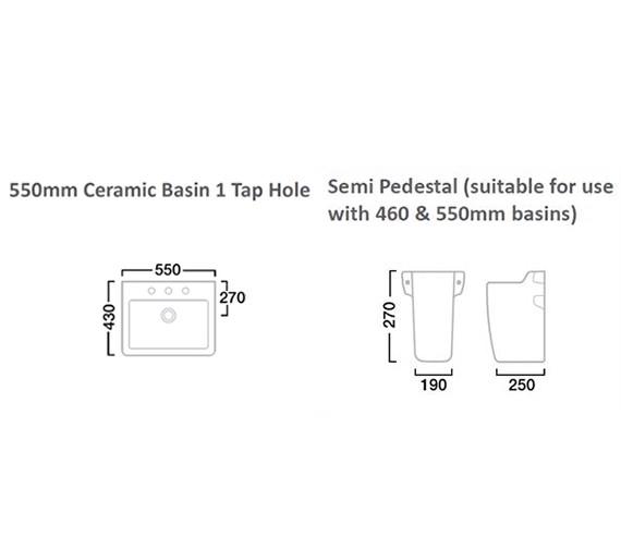 Technical drawing QS-V22780 / SB700S