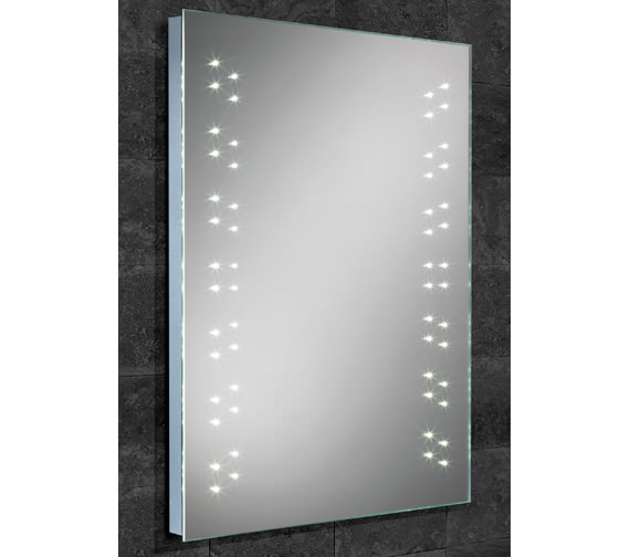 HIB Vercelli Steam Free LED Mirror 500 x 700mm - 77404000