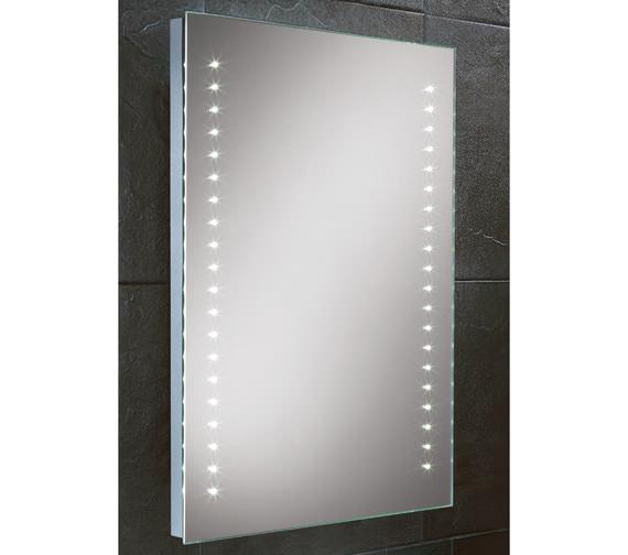 HIB Lucca Steam Free LED Mirror 500 x 700mm - 77402000