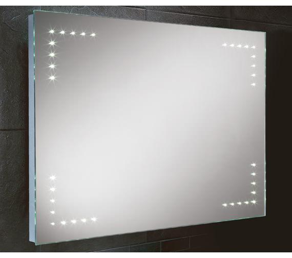HIB Larino Steam Free LED Mirror 800 x 600mm - 77403000