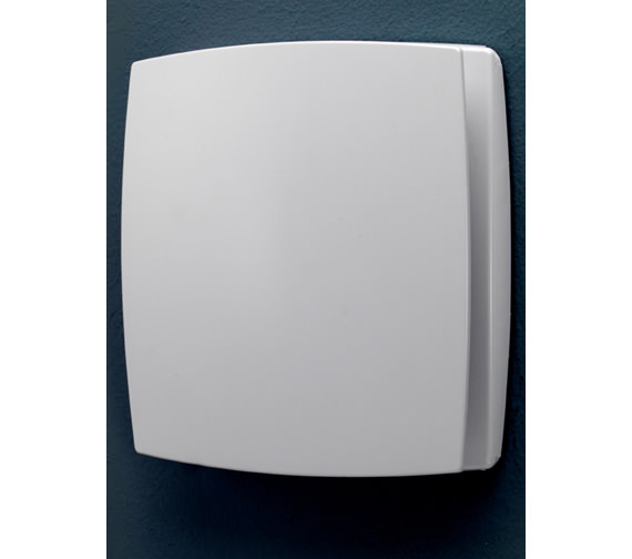 HIB Breeze Wall Mounted Extractor Fan With Timer