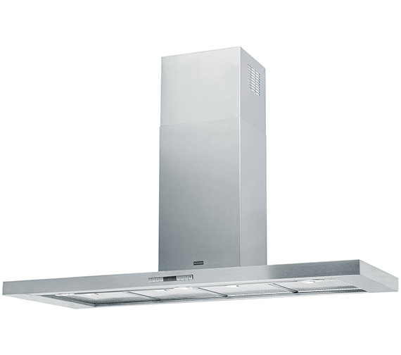 Franke Decorative Format FDF 12274 XS-CH Stainless Steel Kitchen Hood
