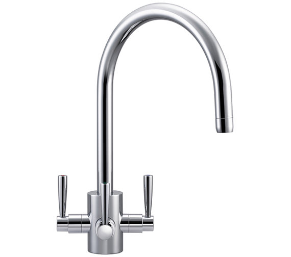 Franke FilterFlow Olympus Kitchen Sink Tap Chrome