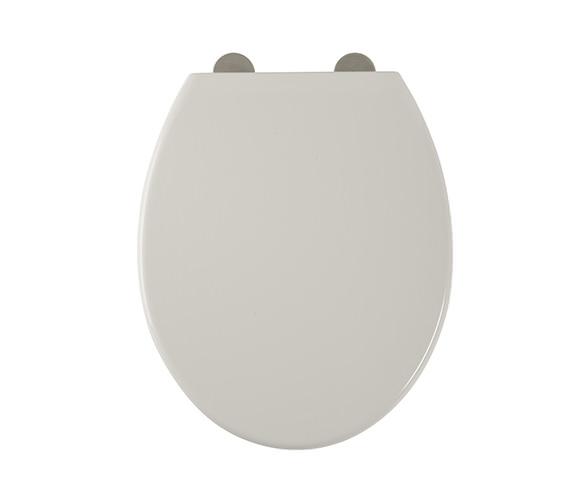 Roper Rhodes Juno Soft Closing Toilet Seat White - 8703WSC