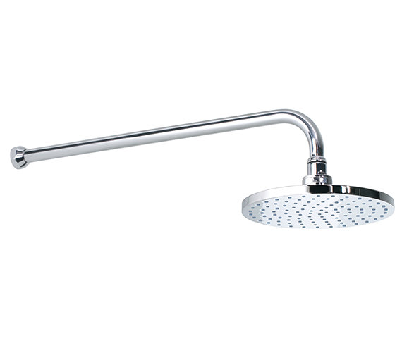Roper Rhodes Adjustable Fixed Arm With Cascade Shower Rose - SVHEAD07
