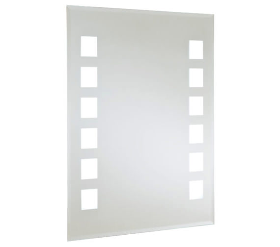RAK Monet Backlit Mirror 400 x 600mm - 12SL18624