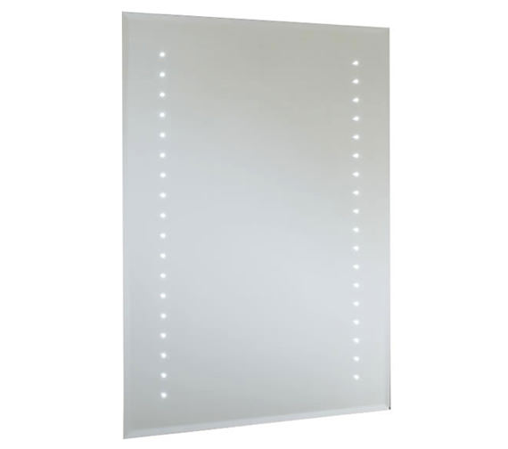 RAK Rubens Demistable LED Mirror 600 x 800mm - 12SL18606