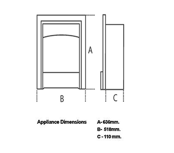 Technical drawing QS-V24000 / 05541G1