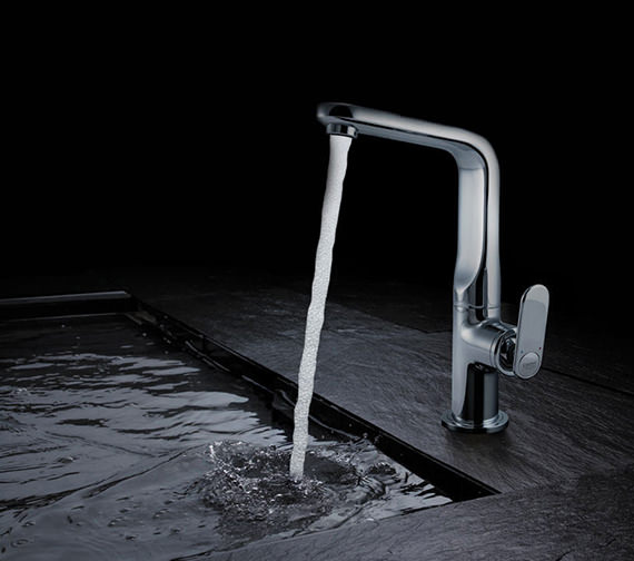 Grohe Spa Veris Chrome Half Inch Basin Mixer Tap