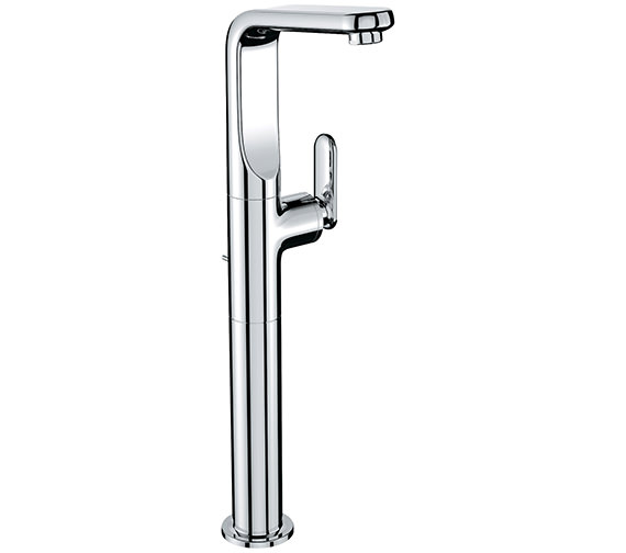 Grohe Spa Veris Single Lever Basin Mixer Tap Half Inch Chrome