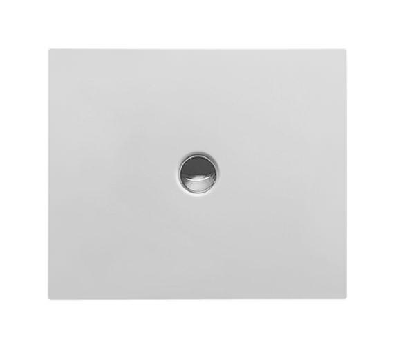 Duravit DuraPlan Flush Fitted Shower Tray 900 x 750mm White - 720080