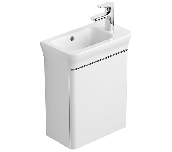 Ideal Standard Softmood 405mm Guest Unit Gloss White - T7804WG