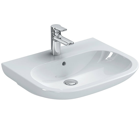 Ideal Standard SoftMood 600mm Washbasin White - T055401