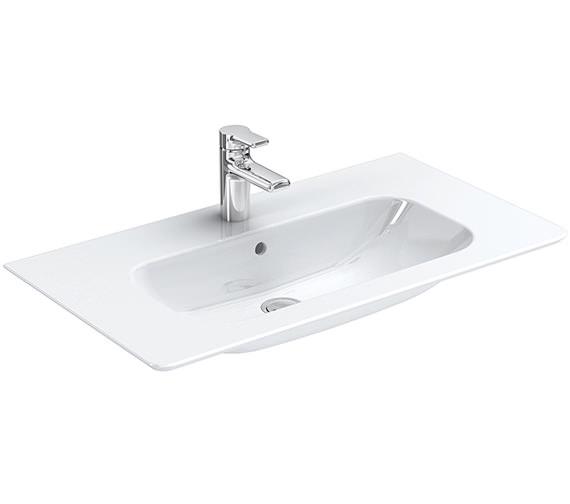 Ideal Standard SoftMood 84cm Vanity Basin White - T055801