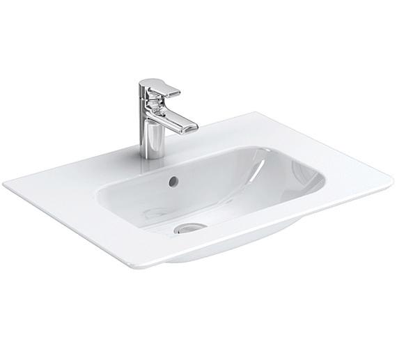 Ideal Standard SoftMood 64cm Vanity Basin White - T055701