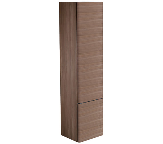 ideal standard softmood wall hung tall cabinet