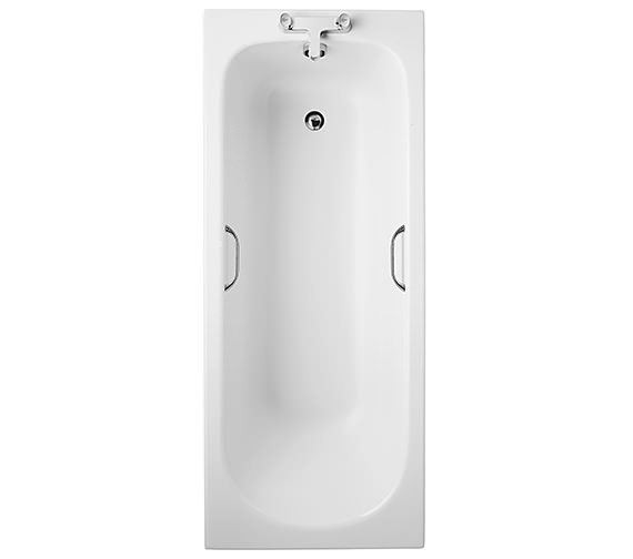 Ideal Standard Alto CT 1700 x 700mm No TH Idealform Bath With Handgrips