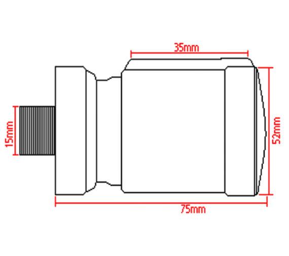 Technical drawing QS-V24219 / RB753C
