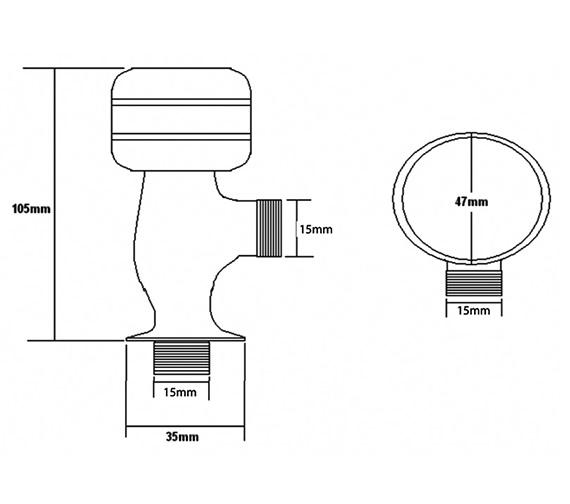 Technical drawing QS-V24223 / SH941C