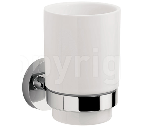 Crosswater Central Single Tumbler Holder - CE003C