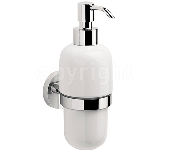 Crosswater Central Soap Dispenser - CE011C
