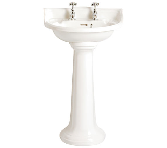 Heritage Dorchester 530mm Cloakroom Basin