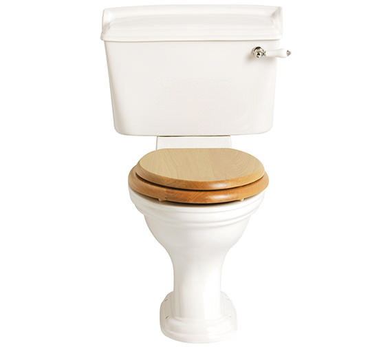 Heritage Dorchester Standard Close Coupled WC And Cistern 717mm