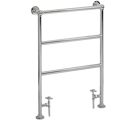 Heritage Victorian Heated Towel Rail - AHC70