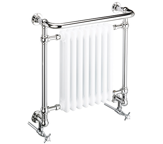 Heritage Clifton Wall Hung Heated Towel Rail - AHC101