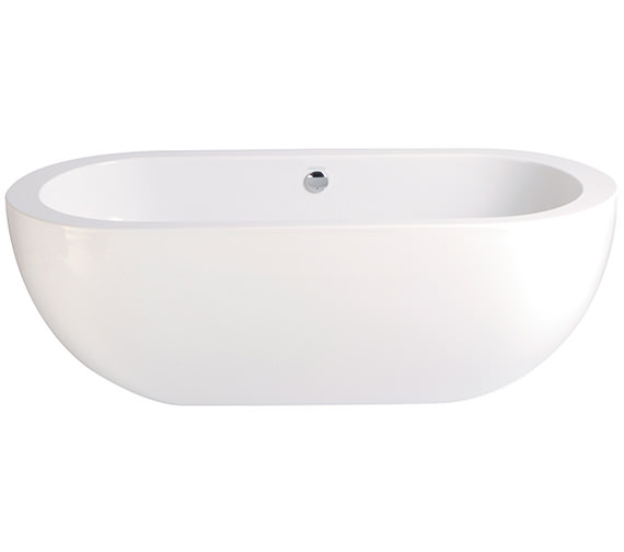 Heritage Eleanor 1800 x 850mm Freestanding Double Ended Bath