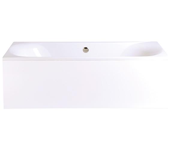 Heritage Kharine 1800 x 800mm Acrylic Double Ended Bath - BKDW01SS