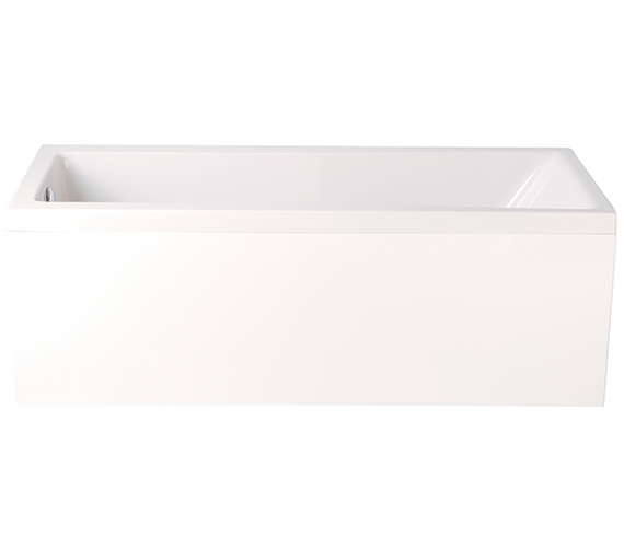 Heritage Blenheim 1700 x 700mm Acrylic Solid Skin Single Ended Bath