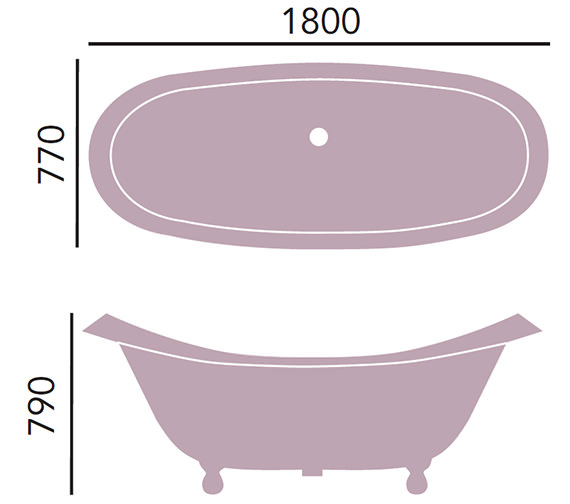 Additional image of Heritage Bathrooms  BRT40