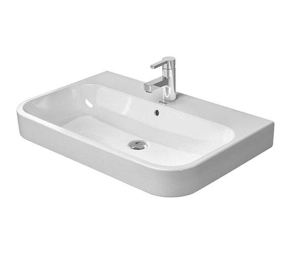 Duravit Happy D2 650 x 505mm Ground Furniture Washbasin