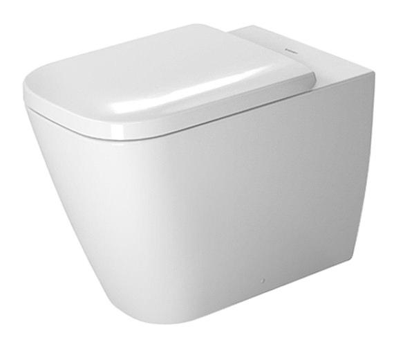 Duravit Happy D.2 Floor Standing Toilet 365 x 570mm
