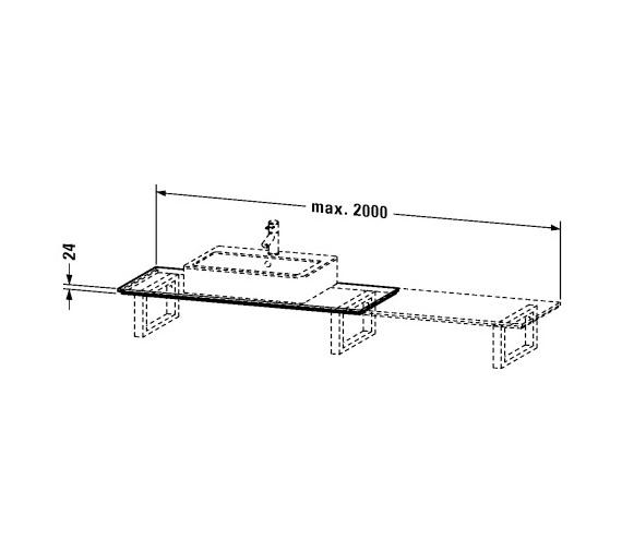 Technical drawing QS-V24856 / H2025C02222
