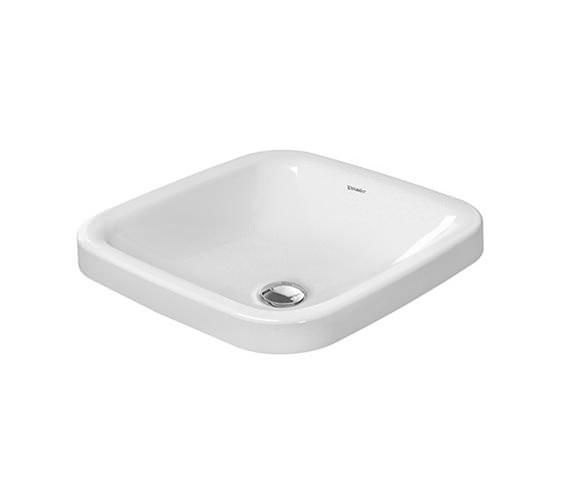 Duravit DuraStyle 430mm Vanity Basin - 0372430000